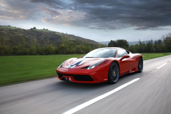 BBC Topgear- Ferrari 458 Speciale is the Supercar of the Year 2013