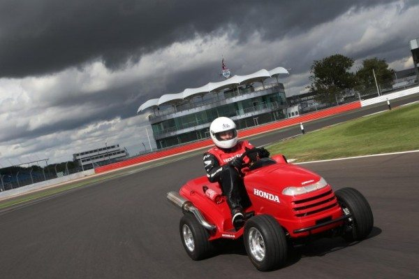 honda mean mower bbc thing of the year