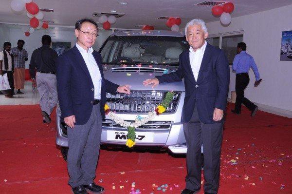 First Isuzu India showroom opens in Chennai