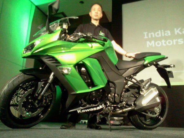 kawasaki ninja 1000 india launch (2)