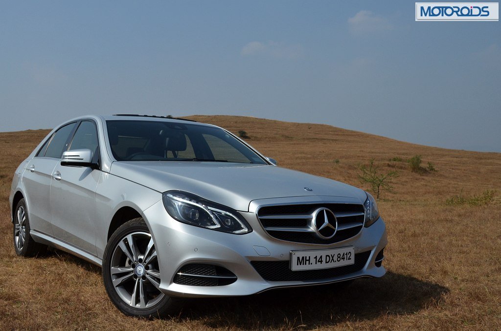 Mercedes e200 petrol review images price and features for Mercedes benz e200 price