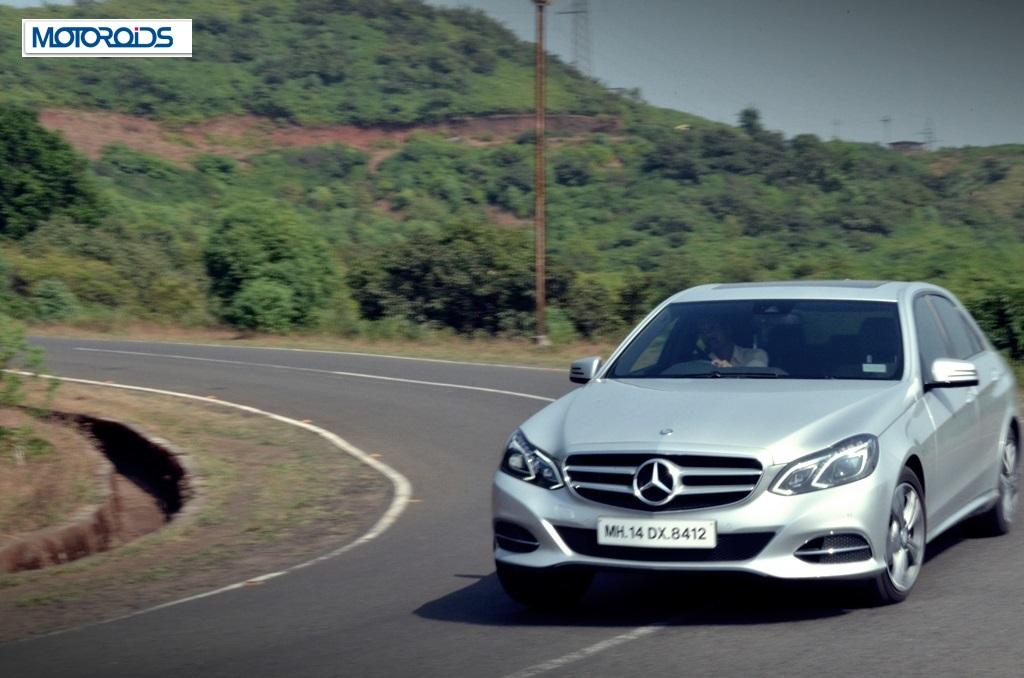 Mercedes e200 cgi petrol review specs pics price 8 for Mercedes benz e200 price
