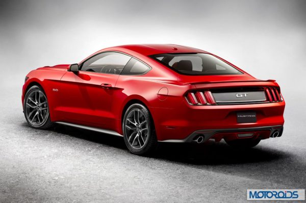 new 2015 Ford Mustang official exterior images (5)