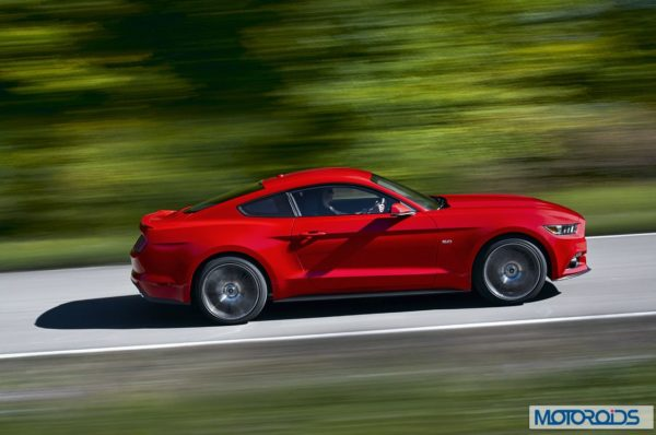 new 2015 Ford Mustang official exterior images (7)