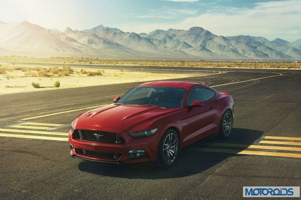 new 2015 Ford Mustang official exterior images (9)