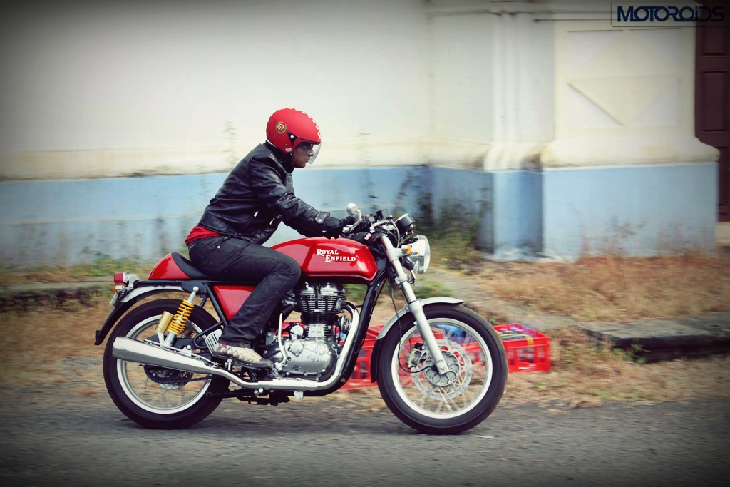Full Review- We put the Royal Enfield Continental GT aka
