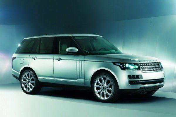 Land Rover Recall