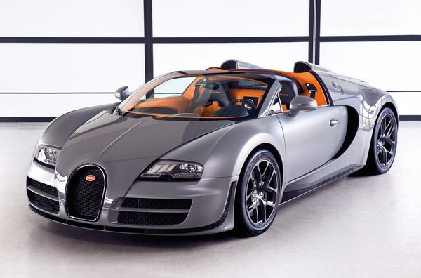 "Bugatti Auctioning The ""Ultimate Test Drive""; Money Collected will go to Charity"