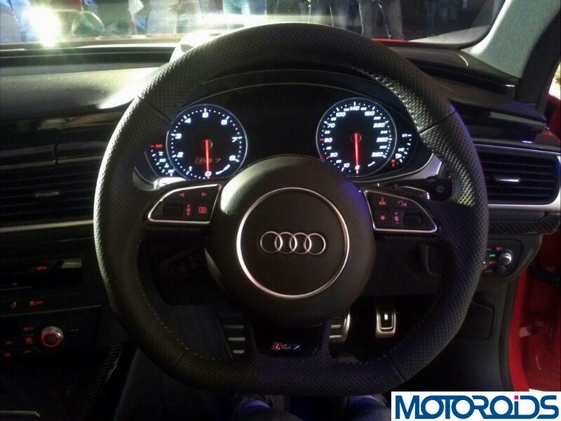 2014 Audi RS7 India (16)