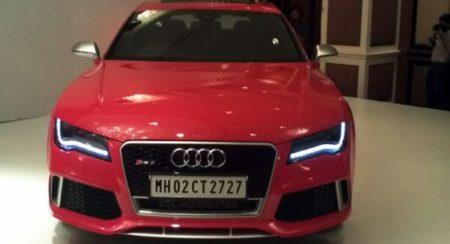 2014 Audi RS7 India (2)