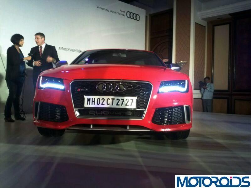 2014 Audi RS7 India (30)