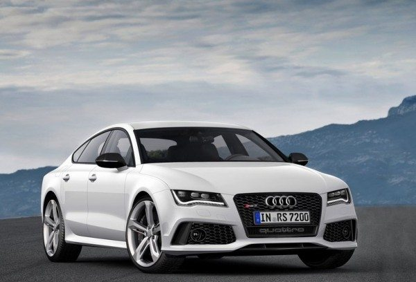 Audi RS7 India launch today. Stay tuned for updates