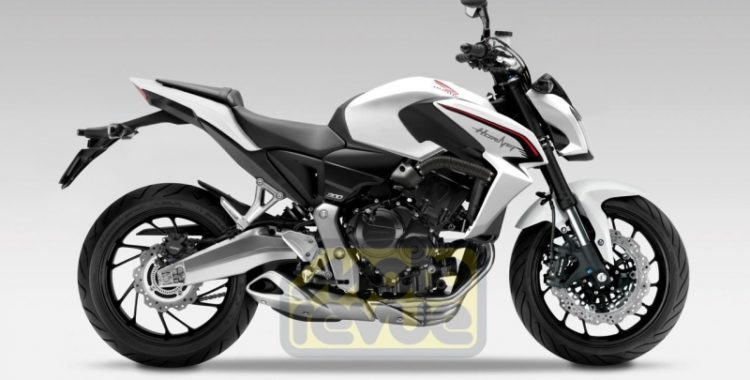 2014 Honda Hornet 800 750x380 Rumour Central: New Honda Hornet 800 in the works