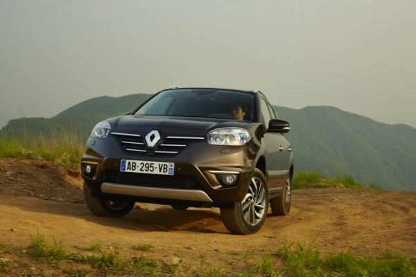 New 2014 Renault Koleos Facelift Prices Revealed; Details here