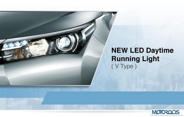 2014 Toyota Corolla Altis Exterior features (1)
