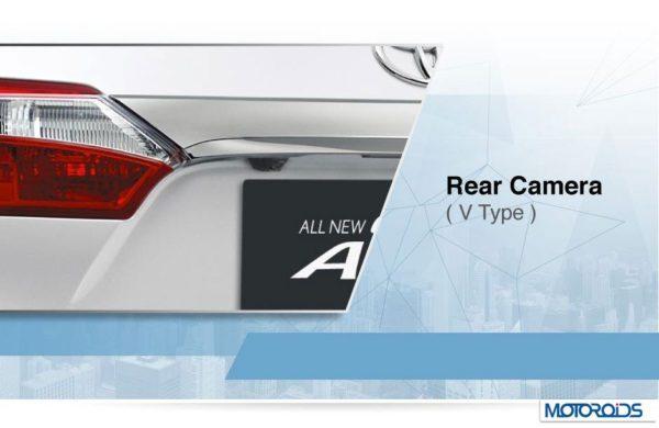 2014 Toyota Corolla Altis Exterior features (3)