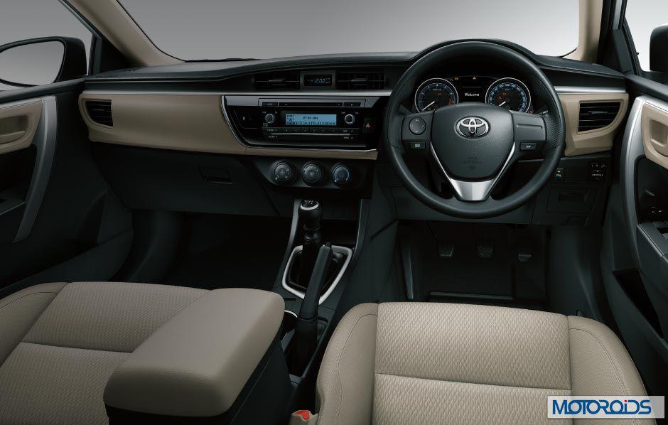 2014 Toyota Corolla Altis Images (8)