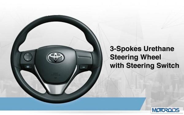 2014 Toyota Corolla Altis Interior Features (1)