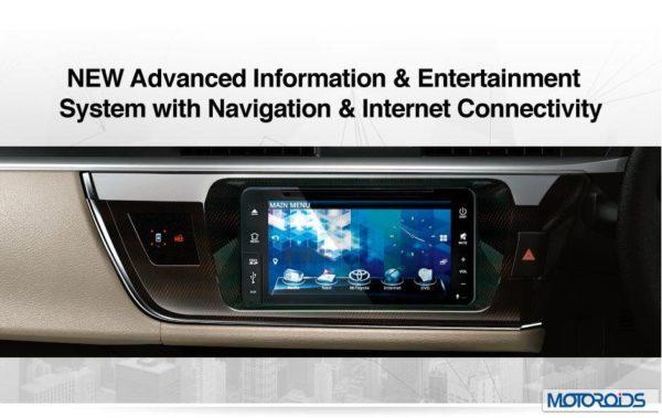 2014 Toyota Corolla Altis Interior Features (3)