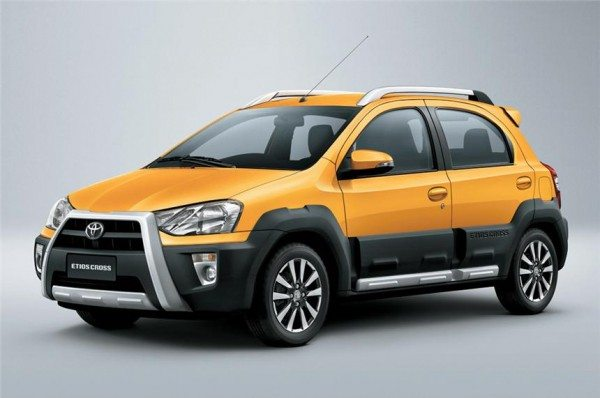 2014 Toyota Etios Cross Auto Expo 2014