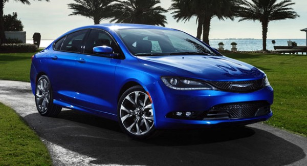 [Unveiled] New 2015 Chrysler 200 pics, specs and details