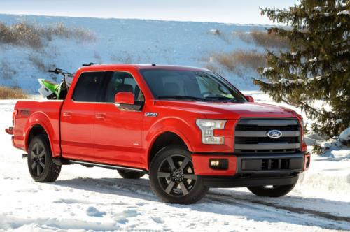 [Unveiled] New 2015 Ford F-150 Pics, Video and Details
