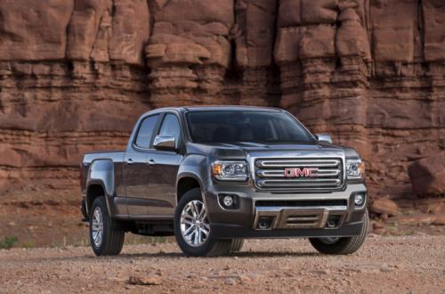 New 2015 GMC Canyon pics, video and details