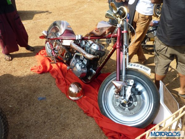 2nd India Bike Week 2014 Pics Images (36)