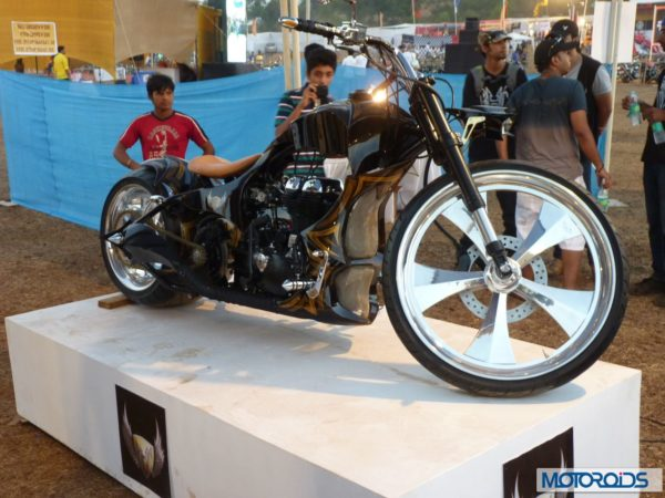 2nd India Bike Week 2014 Pics Images (60)