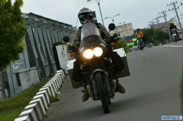 Allan 'Robbo' Roberts Participates in Dakar 2014