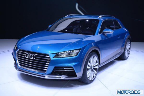 Audi Allroad Shooting Brake NAIAS 2014 Detroit show (3)