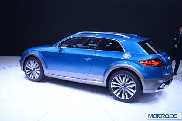 Audi Allroad Shooting Brake NAIAS 2014 Detroit show (6)