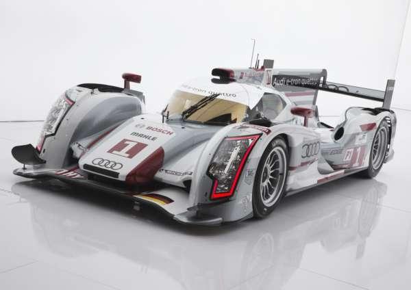 REJOICE: Audi R18 e-tron quattro coming to Auto Expo 2014