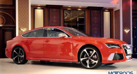 Audi RS7 India launch exterior (21)