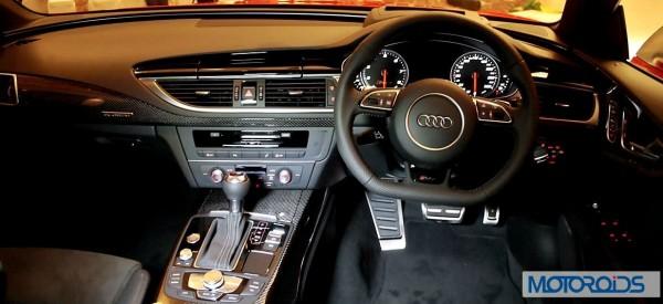 Audi RS7 Image gallery - Audi RS7 Interior