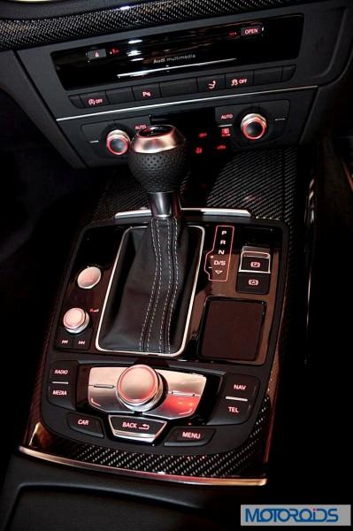 Audi RS7 Interior (5)