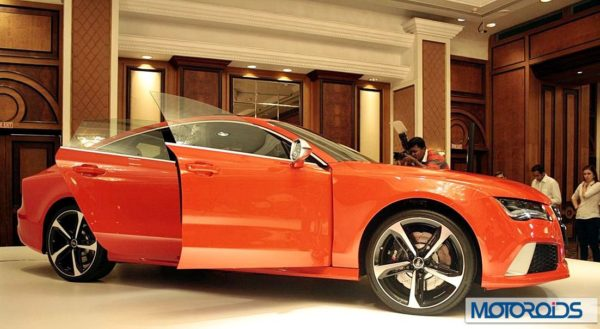 Audi RS7 Image gallery - Audi RS7Exterior images from the India launch