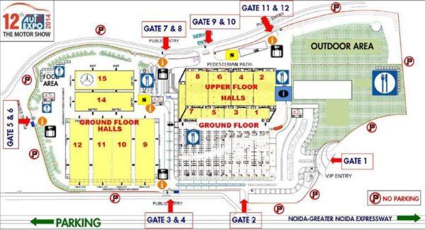 Auto Expo plan