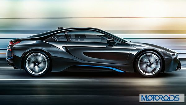 BMW i8 Auto Expo 2014 (2)