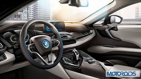 BMW i8 Auto Expo 2014