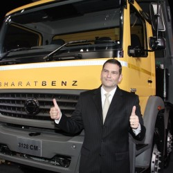 BharatBenz Launches 4 News Models: 3 Tractor Trucks and 1 for Construction Mining