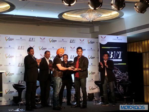 Bike Festival of India Mahendra Singh Dhoni (11)