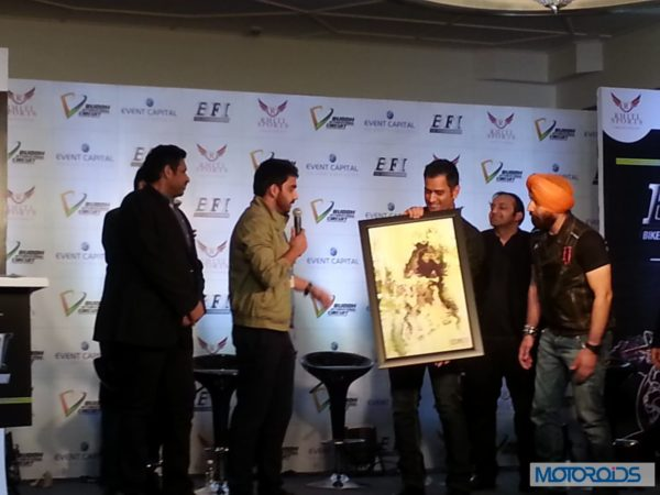Bike Festival of India Mahendra Singh Dhoni (14)