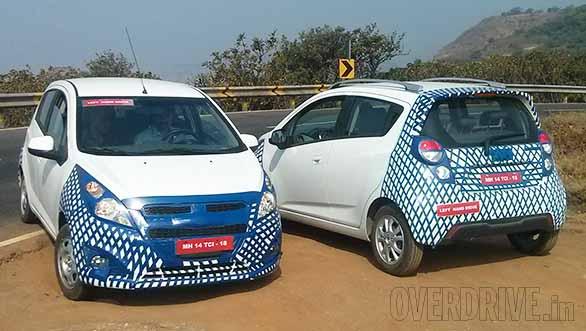 Chevrolet-Beat-facelift-pics