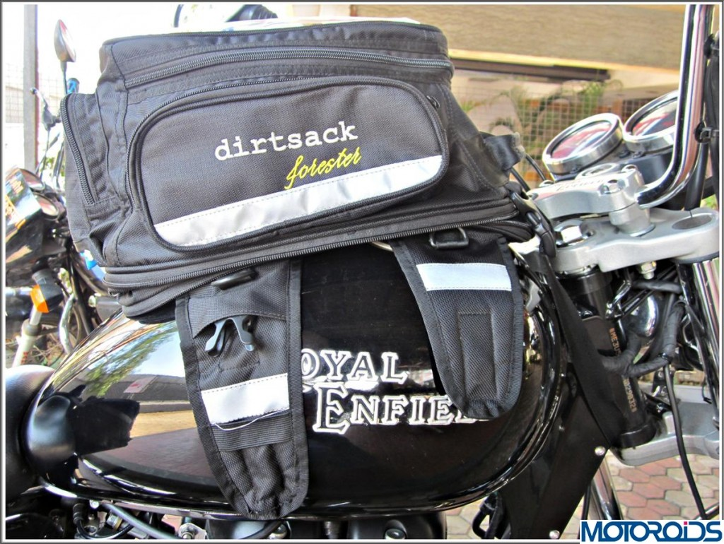 Dirtsack Forester Neo Tank bag