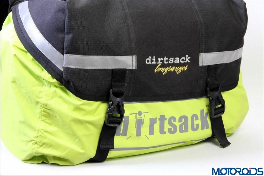 Dirtsack Longranger Pro raincover