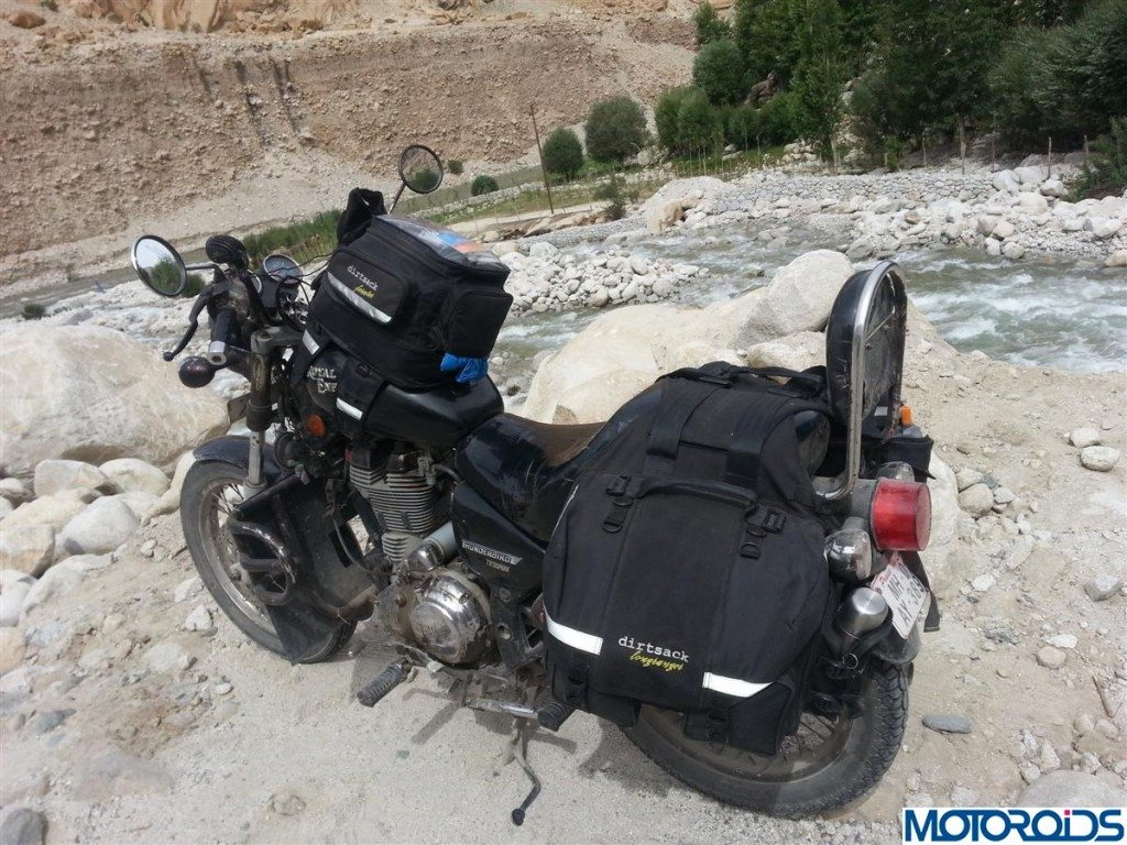 Dirtsack Motorcycle Luggage2