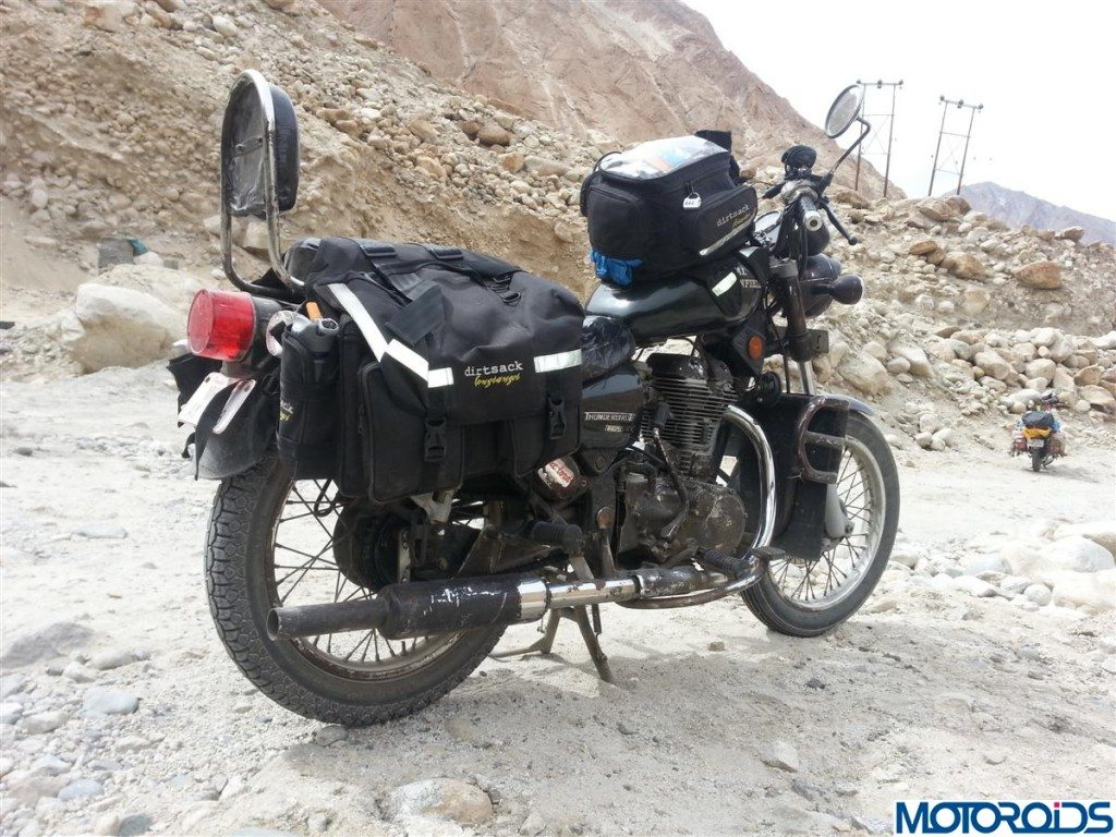 Dirtsack Motorcycle Luggage3