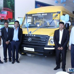 Force Motors Pune: Second Commercial Vehicles Dealership Inaugurated