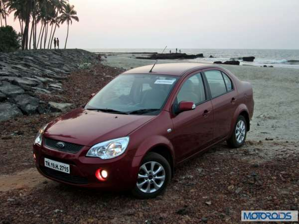 Ford India Slashes Classic sedan Prices
